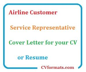 Cover letter for customer service officer - 100 results